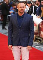 Jason Maza, Detroit - European Film Premiere, Curzon Mayfair, London UK, 16 August 2017, Photo by Brett D. Cove