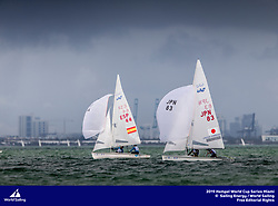 From 27 January to 3 February 2019, Miami will host sailors for the second round of the 2019 Hempel World Cup Series in Coconut Grove. More than 650 sailors from 60 nations will race across the 10 Olympic Events.<br /> ©PEDRO MARTINEZ/SAILING ENERGY/WORLD SAILING<br /> 31 January, 2019.
