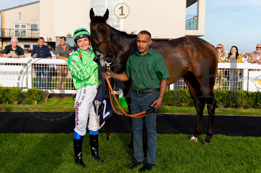 Artic Sea ridden by Megan Nicholls and trained by Paul Cole in the Visit Four From The Top At Valuerater.Co.Uk Apprentice Handicap race.  - Ryan Hiscott/JMP - 15/09/2019 - PR - Bath Racecourse - Bath, England - Race Meeting at Bath Racecourse