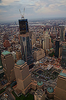 World Trade Center 1 (Freedom Tower) and 9-11 Memorial Site
