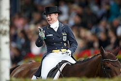 Werth Isabell, (GER), Don Johnson FRH<br /> Grand Prix Special<br /> European Championships - Aachen 2015<br /> © Hippo Foto - Dirk Caremans<br /> 15/08/15