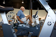 UNITED STATES-SUN CITY-A retirement community in Arizona. Fitness. PHOTO: GERRIT DE HEUS .VERENIGDE STATEN-SUN CITY-  Sun City. COPYRIGHT GERRIT DE HEUS