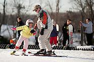 Opening day at Hidden Valley Ski Resort