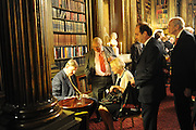 BILL CASH; KEN MOORE; SARA MOORE, Celebration of the  200TH Anniversary of the  Birth of Rt.Hon. John Bright MP  and the publication of <br /> ÔJohn Bright: Statesman, Orator, AgitatorÕ by Bill Cash MP. Reform Club. London. 14 November 2011. <br /> <br />  , -DO NOT ARCHIVE-© Copyright Photograph by Dafydd Jones. 248 Clapham Rd. London SW9 0PZ. Tel 0207 820 0771. www.dafjones.com.<br /> BILL CASH; KEN MOORE; SARA MOORE, Celebration of the  200TH Anniversary of the  Birth of Rt.Hon. John Bright MP  and the publication of <br /> 'John Bright: Statesman, Orator, Agitator' by Bill Cash MP. Reform Club. London. 14 November 2011. <br /> <br />  , -DO NOT ARCHIVE-© Copyright Photograph by Dafydd Jones. 248 Clapham Rd. London SW9 0PZ. Tel 0207 820 0771. www.dafjones.com.