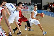 DESCRIZIONE : Bormio Torneo Internazionale Diego Gianatti Italia Iran<br /> GIOCATORE : Antonio Maestranzi<br /> SQUADRA : Nazionale Italia Uomini <br /> EVENTO : Torneo Internazionale Guido Gianatti<br /> GARA : Italia Iran<br /> DATA : 11/07/2010<br /> CATEGORIA : palleggio blocco<br /> SPORT : Pallacanestro <br /> AUTORE : Agenzia Ciamillo-Castoria/GiulioCiamillo<br /> Galleria : Fip Nazionali 2010 <br /> Fotonotizia : Bormio Torneo Internazionale Diego Gianatti Italia Iran<br /> Predefinita :