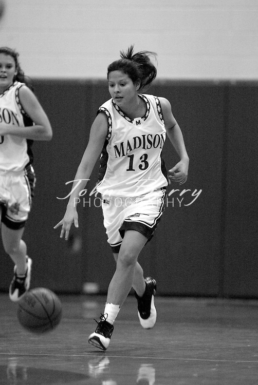 MCHS JV Girls Basketball..vs Orange..Fourth Period..December 18, 2004