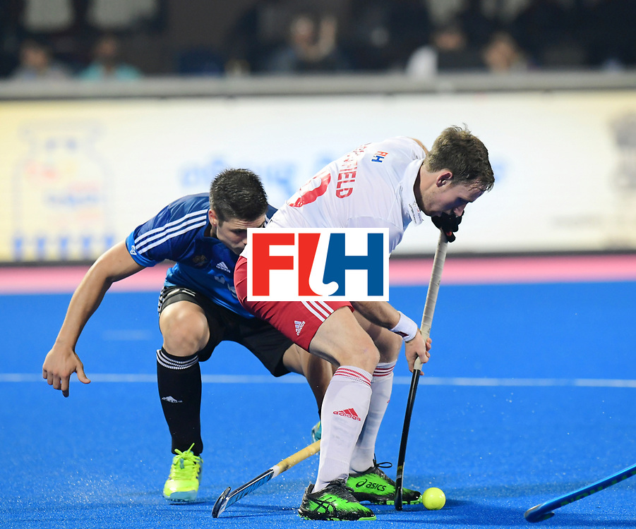 Odisha Men's Hockey World League Final Bhubaneswar 2017<br /> Match id:14<br /> England v Argentina<br /> Foto: <br /> COPYRIGHT WORLDSPORTPICS FRANK UIJLENBROEK