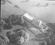 Aerial Views, Bord na Mona<br /> 06/09/1971  Aerial Views, Bord na Mona.<br /> 1971.<br /> 06.09.1971.<br /> 09.06.9171.<br /> 6th September 1971.<br /> <br /> Images show the aerial view of the peatlands currently being harvested by Bord na Mona.