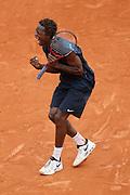 Roland Garros. Paris, France. May 31st 2008..Gael MONFILS against Jurgen MELZER..3rd Round...