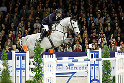 Van Roosbroeck Maurice (BEL) - Dylano<br /> Jumping Amsterdam 2012<br /> © Hippo Foto - Leanjo de Koster