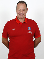 Bruno Le Natur of PSG during PSG photo call for the 2016-2017 Ligue 1 season on September, 7 2016 in Paris, France<br /> Photo : C.Gavelle/ PSG / Icon Sport