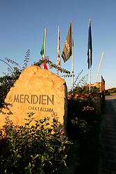ITALY SARDINIA CHIA 28SEP07 - Entrance to the Le Meridien Chia Laguna resort near Domus de Maria, southern Sardinia. <br /> <br /> jre/Photo by Jiri Rezac<br /> <br /> &copy; Jiri Rezac 2007<br /> <br /> Contact: +44 (0) 7050 110 417<br /> Mobile:  +44 (0) 7801 337 683<br /> Office:  +44 (0) 20 8968 9635<br /> <br /> Email:   jiri@jirirezac.com<br /> Web:    www.jirirezac.com<br /> <br /> &copy; All images Jiri Rezac 2007 - All rights reserved.