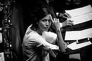 Mara Carfagna alla Camera dei Deputati , Roma 3 agosto 2016. Christian Mantuano / OneShot<br /> <br /> Mara Carfagna, during a joint session of parliament at Palazzo Montecitorio on August 03, 2016, in Rome. Christian Mantuano / OneShot