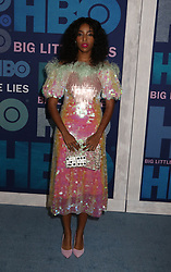May 29, 2019 - New York City, New York, U.S. - Actress JESSICA WILLIAMS attends HBO's Season 2 premiere of 'Big Little Lies' held at Jazz at Lincoln Center. (Credit Image: © Nancy Kaszerman/ZUMA Wire)