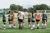 UVM Women's Soccer Practice 08/17/17