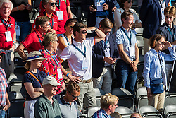 Desmedt Eddy, Detry Stefan, Philippaerts Olivier, BEL<br /> European Championship Jumping<br /> Rotterdam 2019<br /> © Dirk Caremans