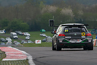 #11 Mason LENNICK VW Scirocco - JW Bird Motorsport  during Milltek Sports Volkswagen Racing Cup as part of the BRDC British F3/GT Championship Meeting at Oulton Park, Little Budworth, Cheshire, United Kingdom. April 17 2017. World Copyright Peter Taylor/PSP.
