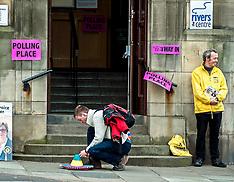 Polling Pix | Edinburgh | 8 June 2017