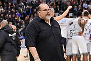 Aleksandar Dzikic<br /> Banco di Sardegna Dinamo Sassari - Partizan Belgrado<br /> Basketball Champios League 2016/2017<br /> Sassari 25/01/2017<br /> Foto Ciamillo-Castoria
