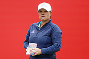Lydia Hall  during the Ricoh Women's British Open golf tournament at Royal Lytham and St Annes Golf Club, Lytham Saint Annes, United Kingdom on 4 August 2018. Picture by Simon Davies.