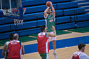 Raphael Gaspardo<br /> Nazionale Italiana Maschile Senior - Allenamento<br /> FIP 2017<br /> Zagabria, 25/11/2017<br /> Foto M.Ceretti / Ciamillo-Castoria