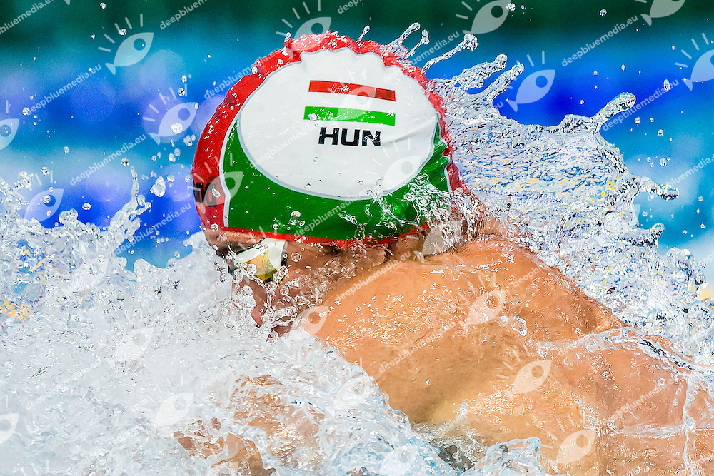 Suli Akos HUN<br /> 100 Breaststroke Men Heats <br /> LEN 43rd Arena European Junior Swimming Championships<br /> Hodmezovasarhely, Hungary <br /> Day04 09-07-2016<br /> Photo Andrea Masini/Deepbluemedia/Insidefoto