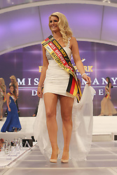 28.02.2015, Europapark Dom, Rust, GER, Miss Germany Wahl 2015, im Bild Die Miss Bremen auf dem Laufsteh // during the election to Miss Germany 2015 at the Europapark Dom in Rust, Germany on 2015/02/28. EXPA Pictures © 2015, PhotoCredit: EXPA/ Eibner-Pressefoto/ BW-Foto<br /> <br /> *****ATTENTION - OUT of GER*****