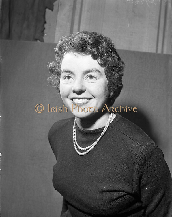 Re opening of Royal Theatre, Waterford.09/02/1958