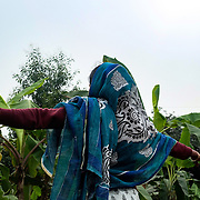 Freedom, Gazipur, Bangladesh by Shirin.<br /> <br /> Shirin is 26 years old. She is born and raised in Gazipur, where she works as an inspector at Earl Fashion Limited. She likes to spend time with her kids and she enjoys nature. <br /> <br /> 50% of revenue will go directly back to Shirin to support her and her family - equivalent to a month's income for them.