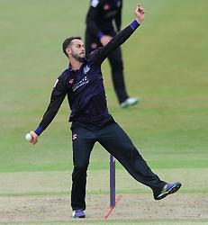 Jack Taylor of Gloucestershire - Photo mandatory by-line: Dougie Allward/JMP - Mobile: 07966 386802 - 12/07/2015 - SPORT - Cricket - Cheltenham - Cheltenham College - Natwest Blast T20