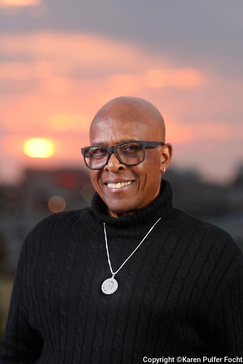 Memphis Singer Song Writer David Porter.