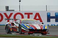 Gianmaria Bruni (ITA) / James Calado (GBR) #51 AF Corse Ferrari 488 GTE,  at Silverstone, Towcester, Northamptonshire, United Kingdom. April 15 2016. World Copyright Peter Taylor.