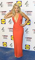 Ashley Roberts, British Comedy Awards, Fountain Studios, London UK, 16 December 2014, Photo by Richard Goldschmidt