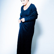 Katty Kowaleszko, es una destacada actriz chilena de teatro y television. SANTIAGO DE CHILE 28-05-2012 Alvaro de la Fuente/TRIPLE.cl.