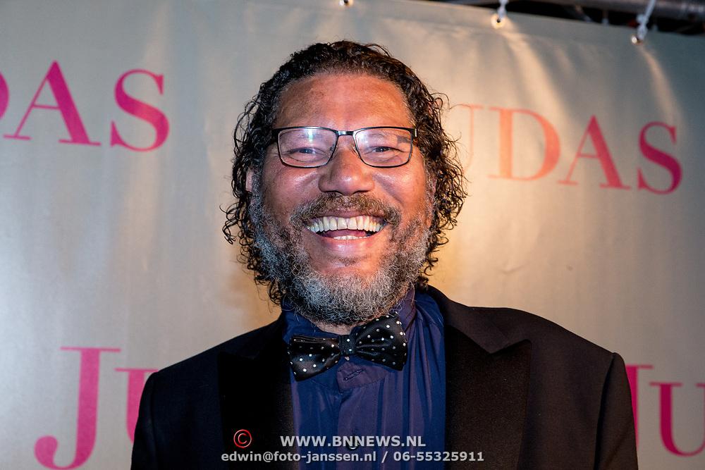 NLD/Amsterdam/20180920 - Premiere Judas, Kenneth Herdigein