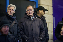 CHESTER, ENGLAND - Wednesday, January 21, 2015: Former Liverpool youth team coach John Owens during the FA Youth Cup 4th Round match between Liverpool and Derby County at the Deva Stadium. (Pic by David Rawcliffe/Propaganda)