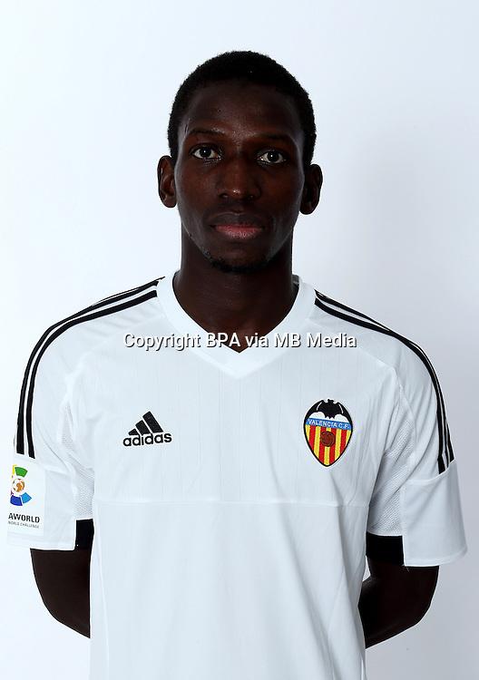 Spain - Liga BBVA 2015-2016 / <br /> ( Valencia CF ) -<br /> Ibrahim Diallo