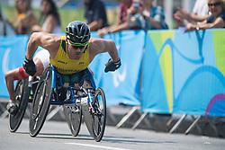 FEARNLEY Kurt, AUS, T52/53/54 Marathon at Rio 2016 Paralympic Games, Brazil