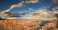 Sunset Point Panoramic, Bryce Canyon National Park, Utah