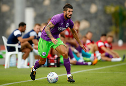 Eros Pisano of Bristol City - Mandatory by-line: Matt McNulty/JMP - 22/07/2017 - FOOTBALL - Tenerife Top Training - Costa Adeje, Tenerife - Bristol City v Atletico Union Guimar  - Pre-Season Friendly