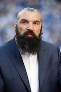 Sebastien Chabal for Canal + during the French Championship Top 14 rugby union match between Montpellier Herault rugby and Castres Olympique on June 2, 2018 at Stade de France in Saint-Denis near Paris, France - Photo Stephane Allaman / ProSportsImages / DPPI