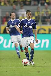 20-10-2012 VOETBAL: BORUSSI DORTMUND - FC SCHALKE 04: DORTMUND<br /> Ibrahim Afellay <br /> ***NETHERLANDS ONLY***<br /> ©2012-FotoHoogendoorn.nl/Oliver Vogler