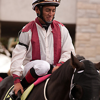 Jockey Aldo Canchano