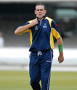 London, GREAT BRITAIN, Trent JOHNSON, during the MCC vs Europe Match at Lords Cricket ground, England on Thur 07.06.2007  [Photo, Peter Spurrier/Intersport-images].....