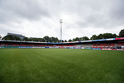 Van Donge en de Roo stadium of Excelsior during the team presentation of Excelsior Rotterdam on July 14 , 2017 at the Van Donge & De Roo stadium in Rotterdam, The Netherlands