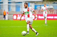 Wilfried MOIMBE - 10.01.2014 - Troyes / Brest - 19e journee Ligue 2<br /> Photo : Dave Winter / Icon Sport