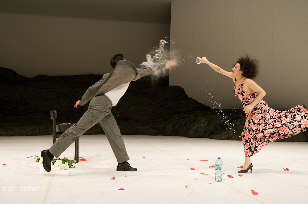 Show at Theatre de la Ville in Paris after Pina Bausch's death