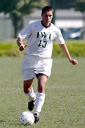 01 October 2006: Titan Brad Shearn. The game remained scoreless until the 2nd overtime in which University of Dallas Crusaders Adam Lunger scored the Golden Goal to beat the Illinois Wesleyan Titans.  This game was played at Neis Field on the campus of Illinois Wesleyan University in Bloomington Illinois.