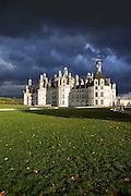Chambord Chateau, Loir-et-Cher, Loire Valley, Centre, France