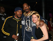 Danny Green, Director, Snoop Dogg & Heidi Jo Markel of Eclectic Pictures, Producer.The Tenants Post Screening Party.Aer Premiere Lounge.New York, NY, USA.Monday, April, 25, 2005.Photo By Selma Fonseca/Celebrityvibe.com/Photovibe.com, .New York, USA, Phone 212 410 5354, .email: sales@celebrityvibe.com ; website: www.celebrityvibe.com...